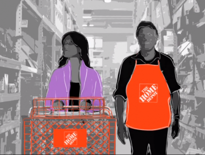 Nick @ Nite – Home Depot