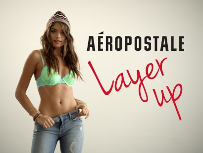 Aéropostale – Layer Up